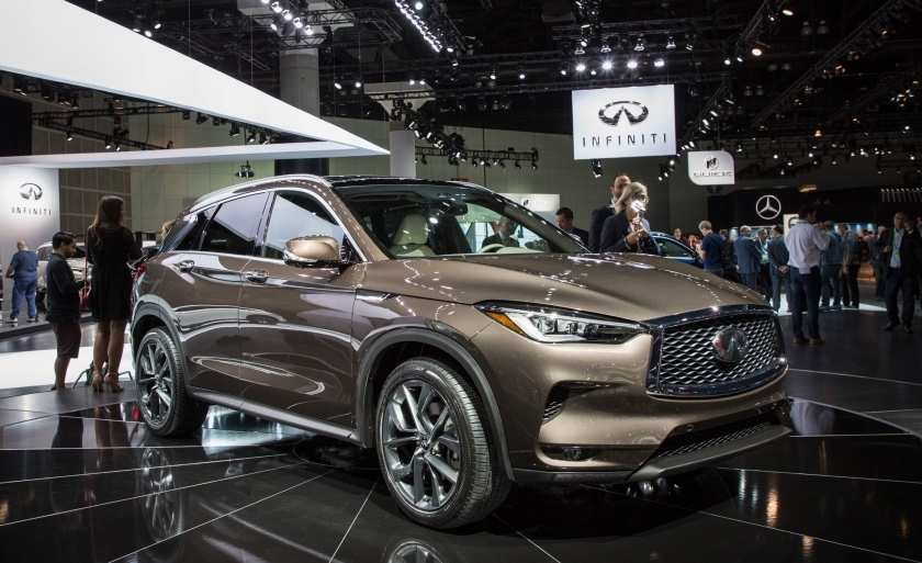 52 All New 2019 Infiniti Qx50 Engine Specs Exterior And Interior