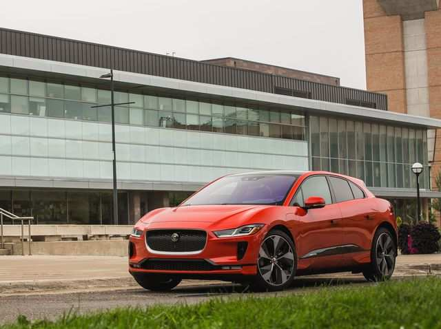 52 All New 2019 Jaguar I Pace Review Speed Test