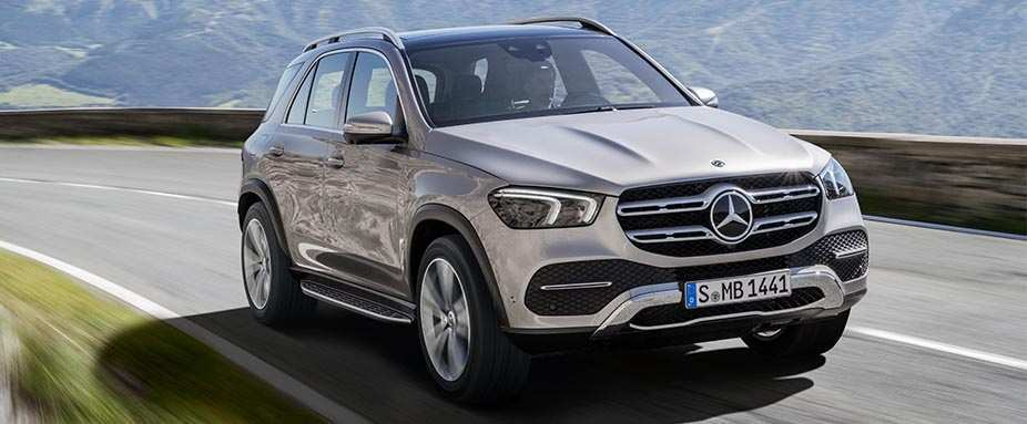 52 All New 2019 Mercedes GLE Research New
