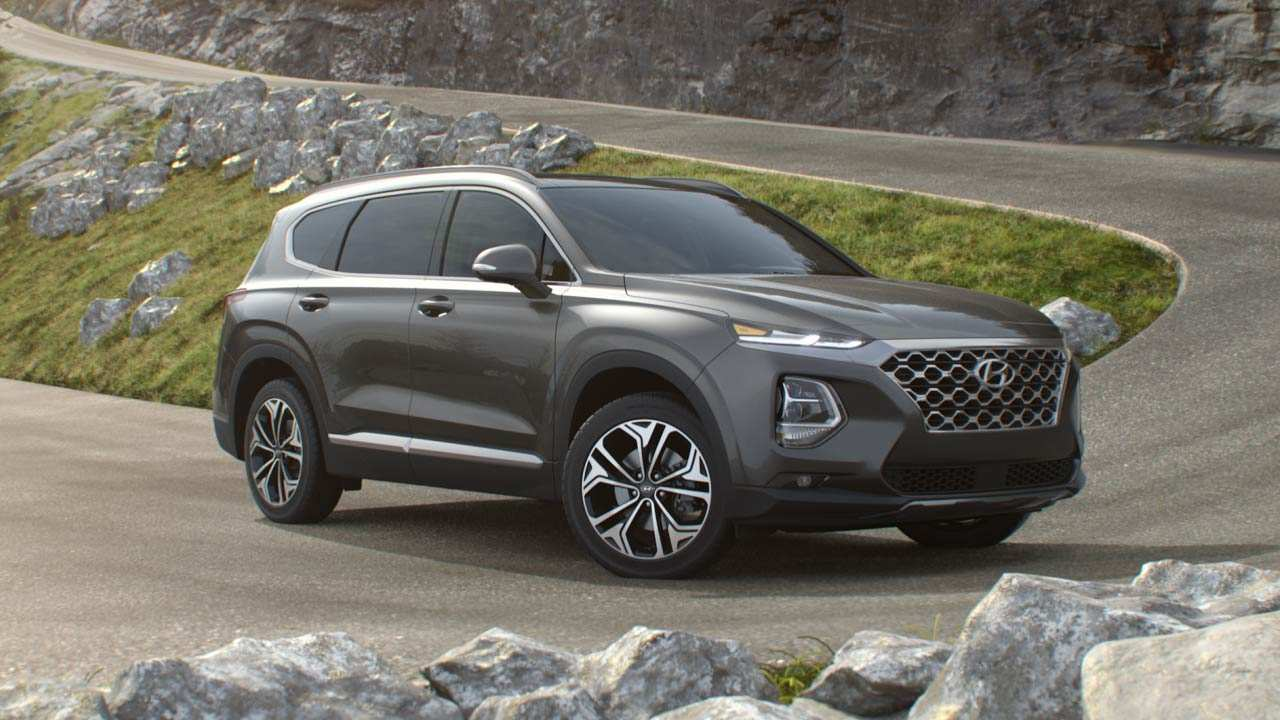 52 All New 2019 Santa Fe Sports Pictures