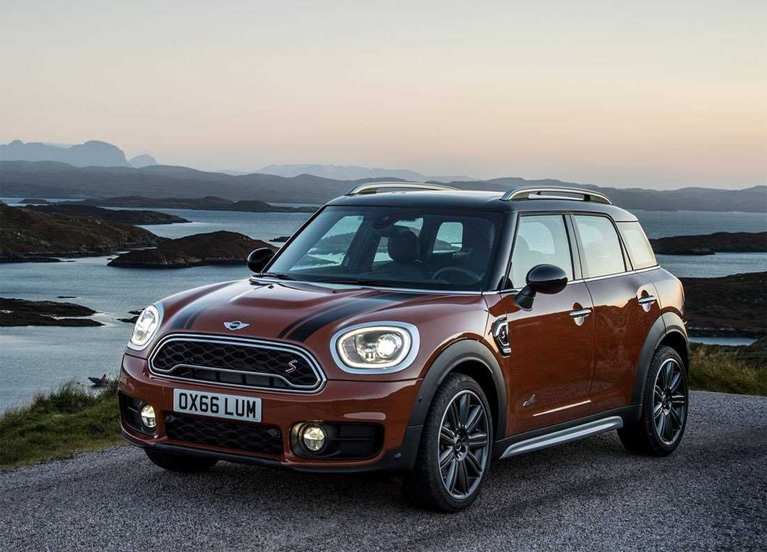 52 All New 2019 Spy Shots Mini Countryman Model