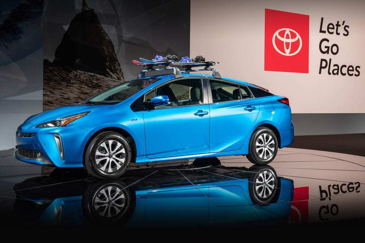 52 All New 2019 Toyota Prius Pictures Release