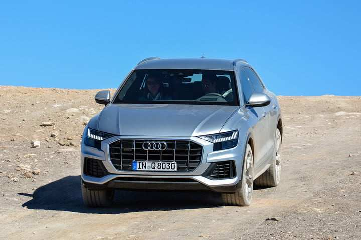52 All New 2020 Audi Q8 Performance And New Engine