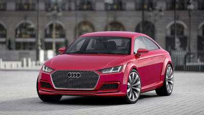 52 All New 2020 Audi TTS Performance And New Engine