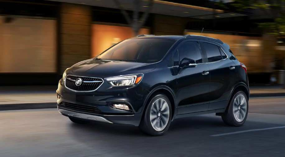 52 All New 2020 Buick Encore Price And Release Date