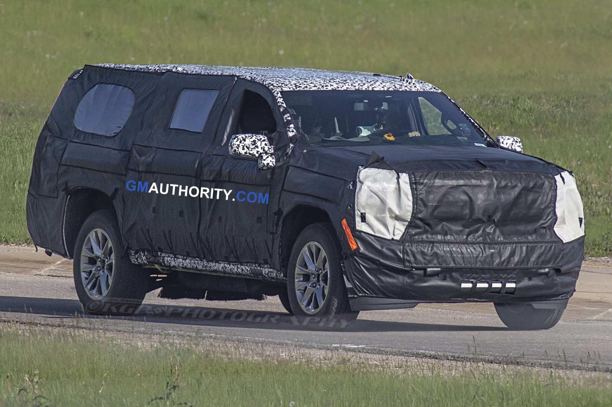 52 All New 2020 Chevy Suburban Z71 Style