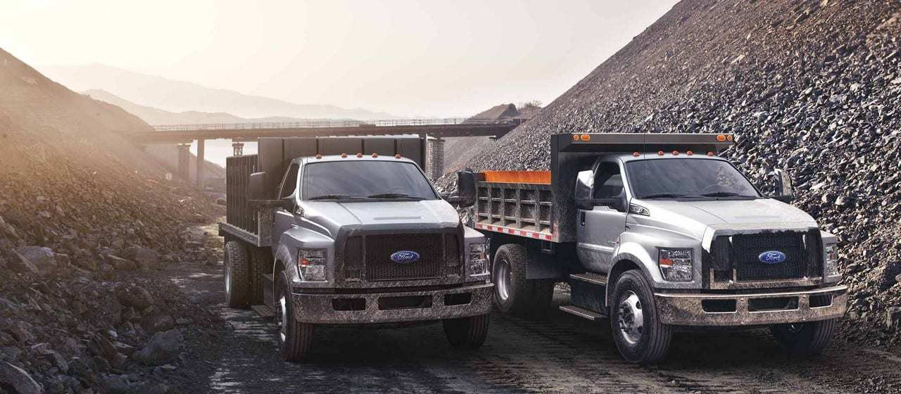 52 All New 2020 Ford F650 Review And Release Date