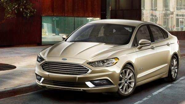 52 All New 2020 Ford Fusion Energi Exterior