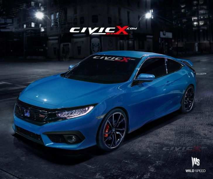 52 All New 2020 Honda Civic Si Type R Redesign And Review
