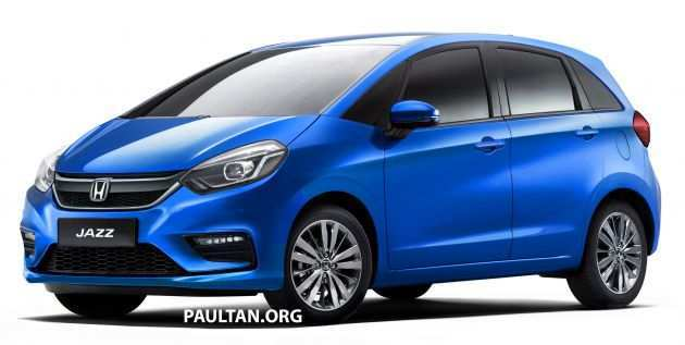 52 All New 2020 Honda Jazz Specs
