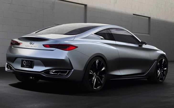 52 All New 2020 Infiniti Q60s Spy Shoot