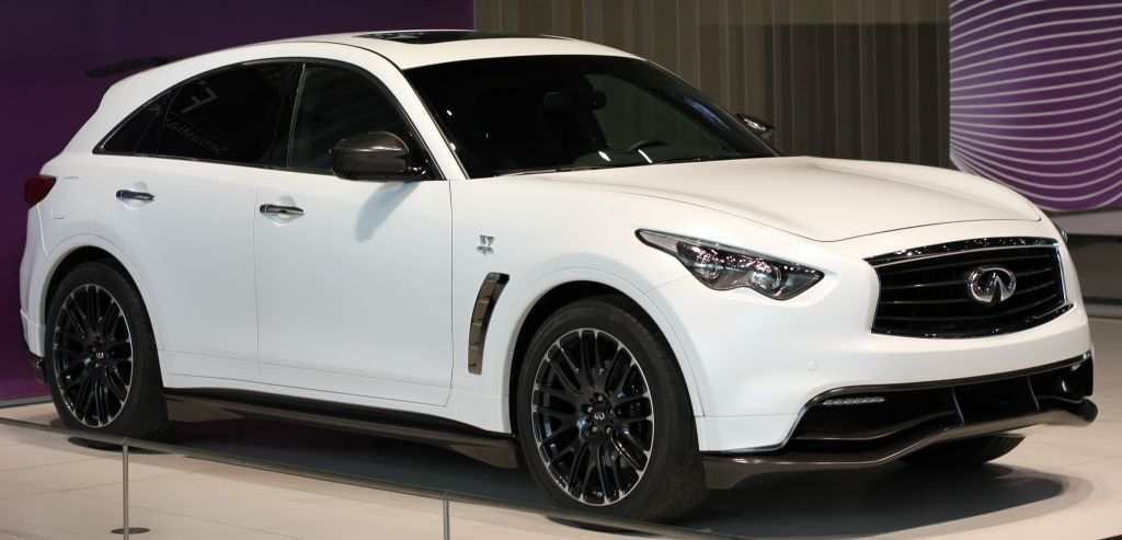 52 All New 2020 Infiniti QX70 Pricing