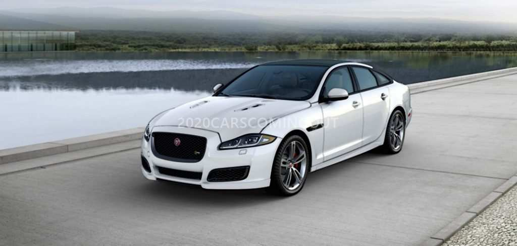 52 All New 2020 Jaguar XJ Concept And Review