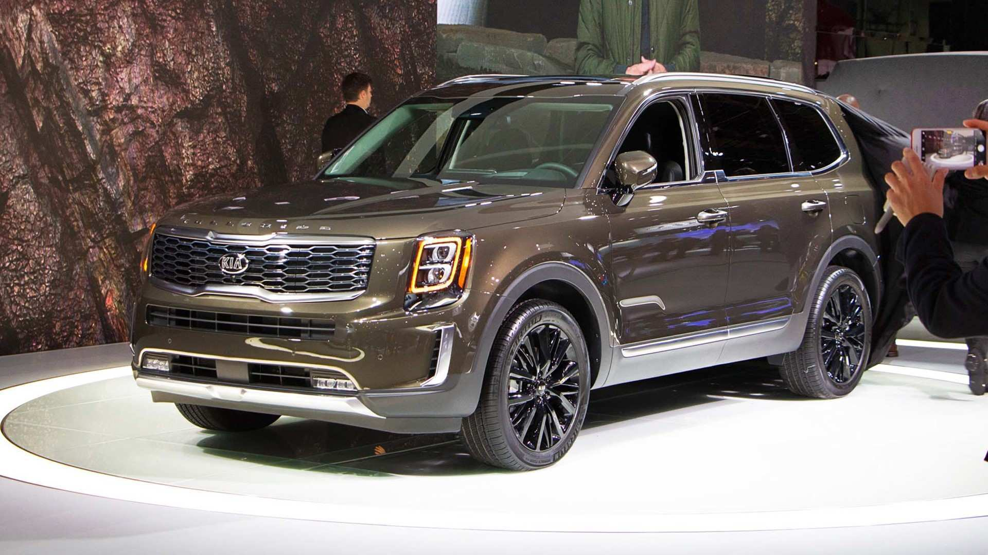 52 All New 2020 Kia Telluride Images Performance And New Engine
