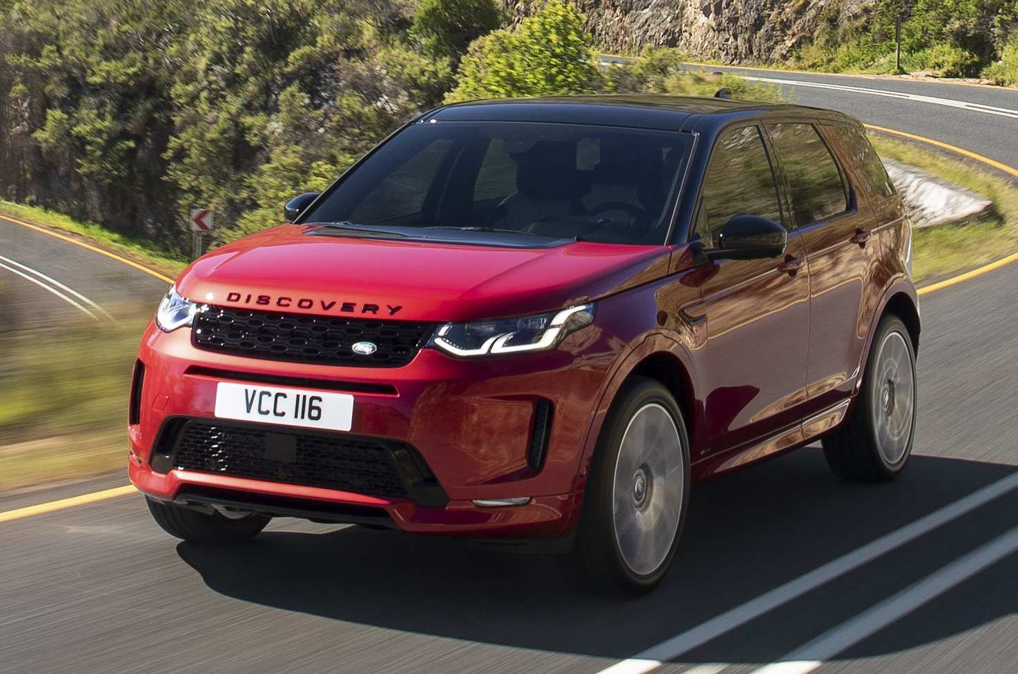 52 All New 2020 Land Rover Discovery Configurations