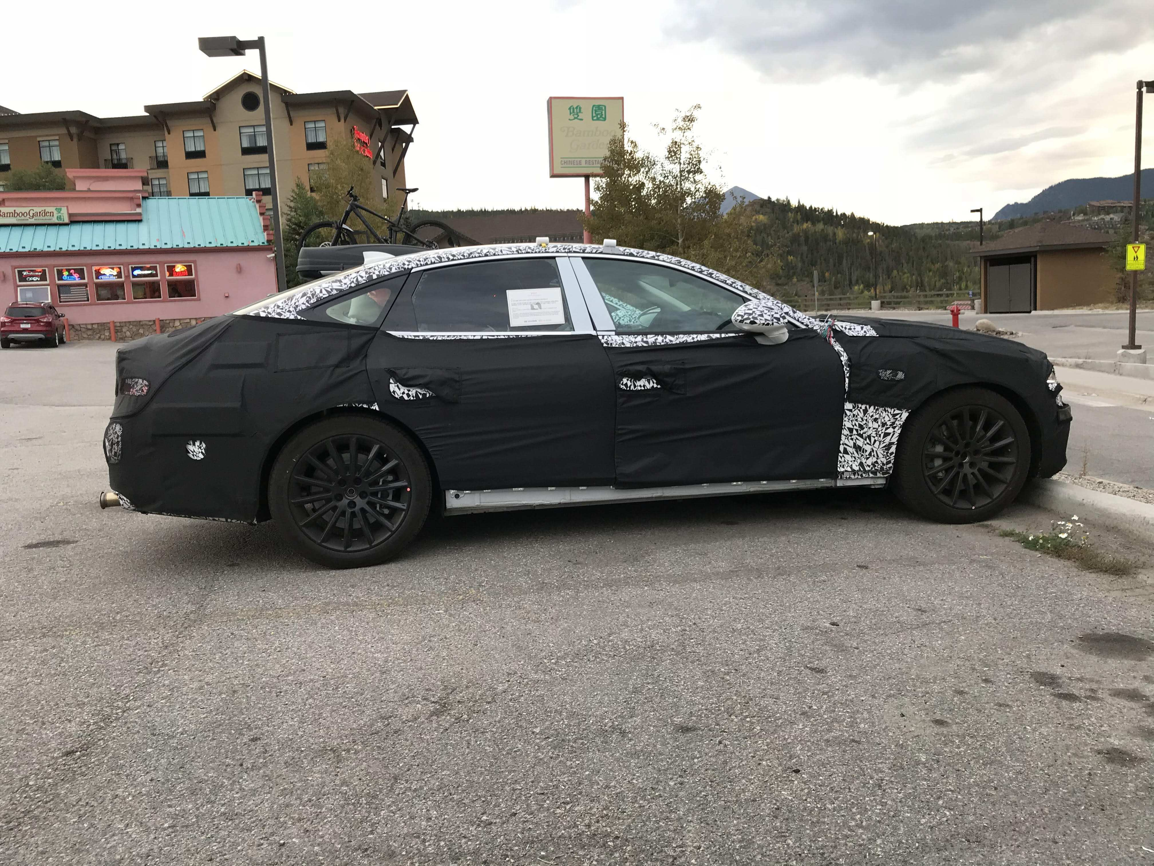 52 All New 2020 Lincoln MKS Spy Photos Release