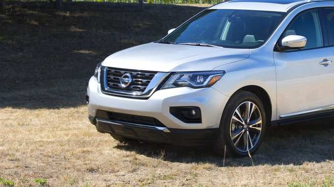 52 All New 2020 Nissan Pathfinder Release