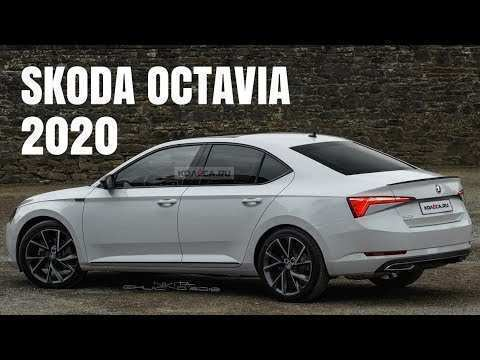 52 All New 2020 Skoda Superb Specs And Review
