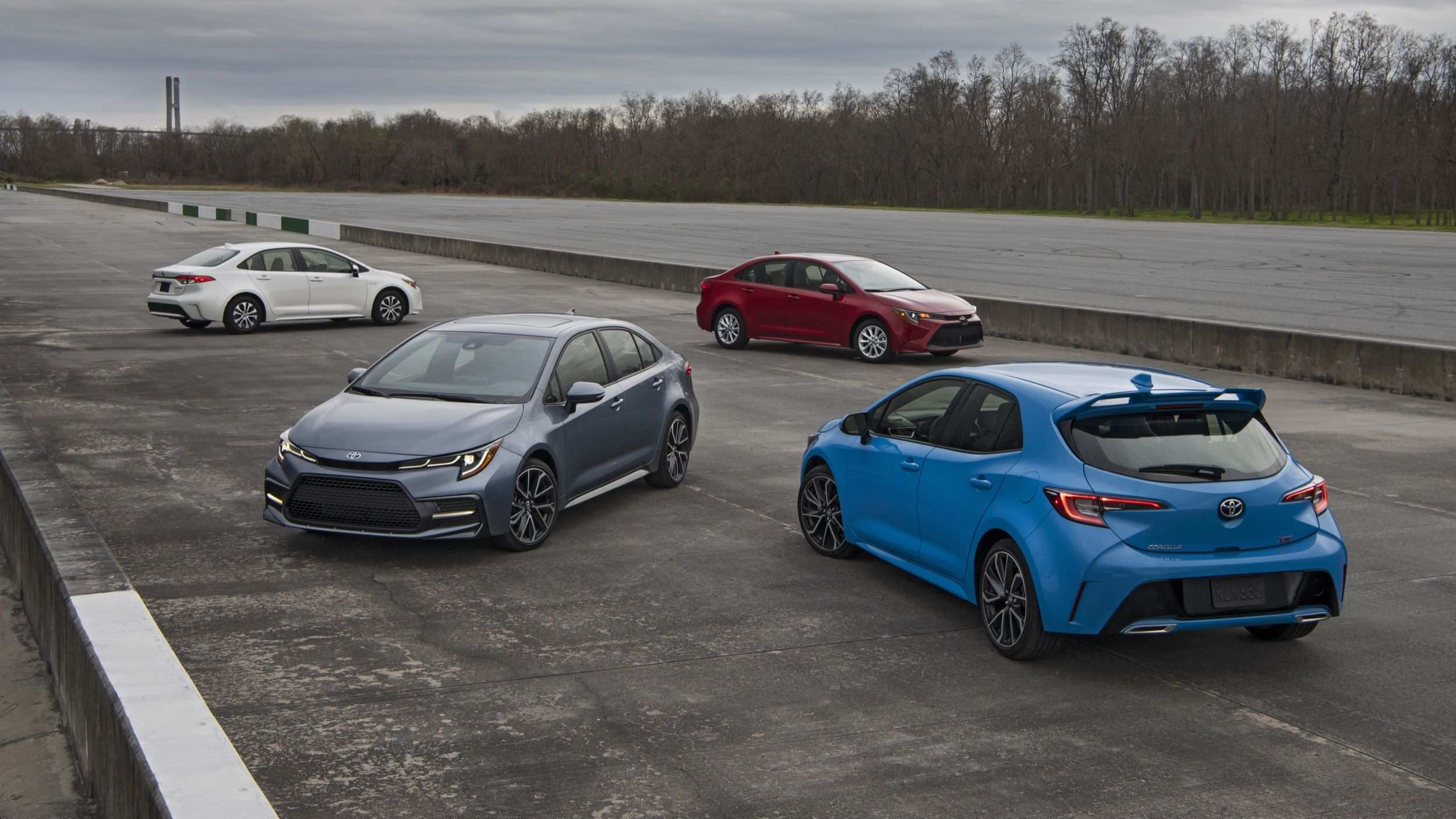 52 All New 2020 Toyota Corolla Hatchback Redesign And Review
