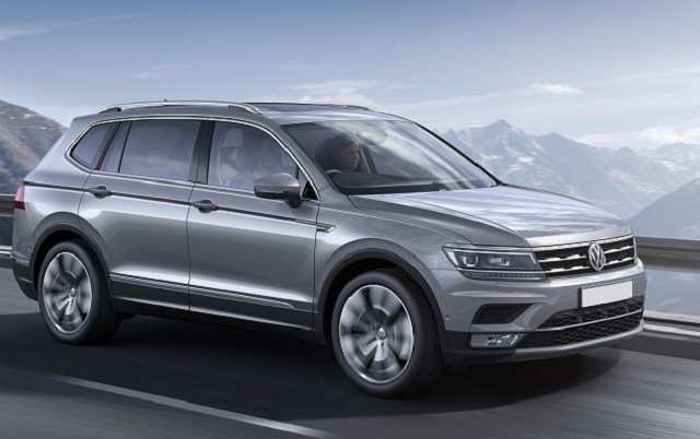 52 All New 2020 VW Tiguan Overview