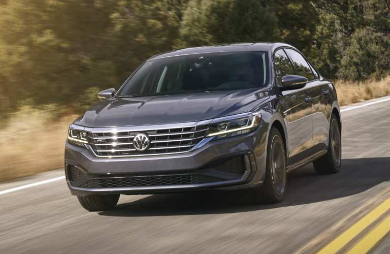 52 All New 2020 Volkswagen Passat Release Date Model