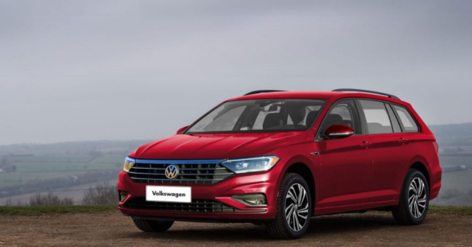 52 All New 2020 Vw Golf Sportwagen New Model And Performance