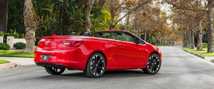 52 All New Buick Cascada 2020 Pricing