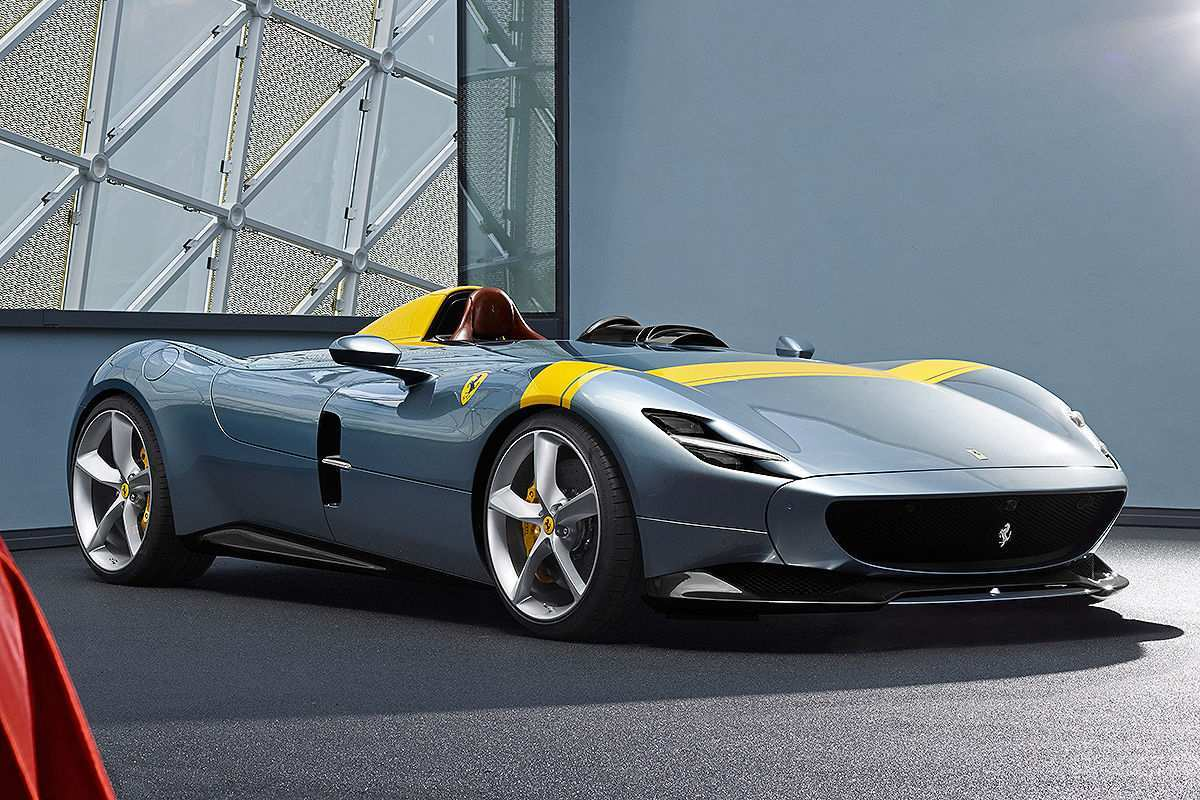 52 All New Ferrari 2020 Concept