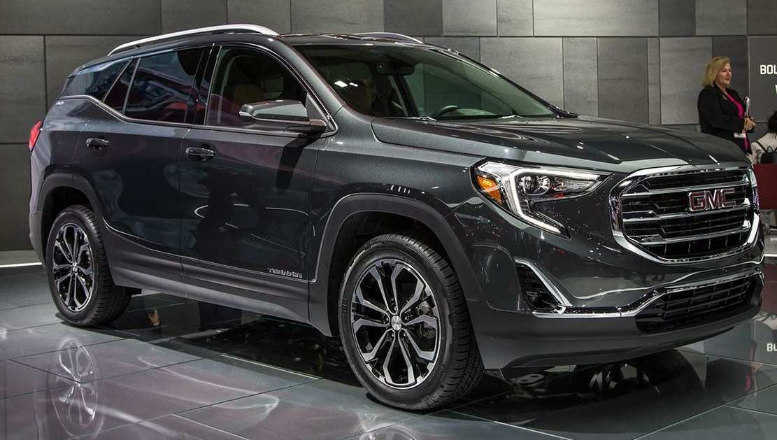 52 All New GMC Terrain 2020 Performance And New Engine