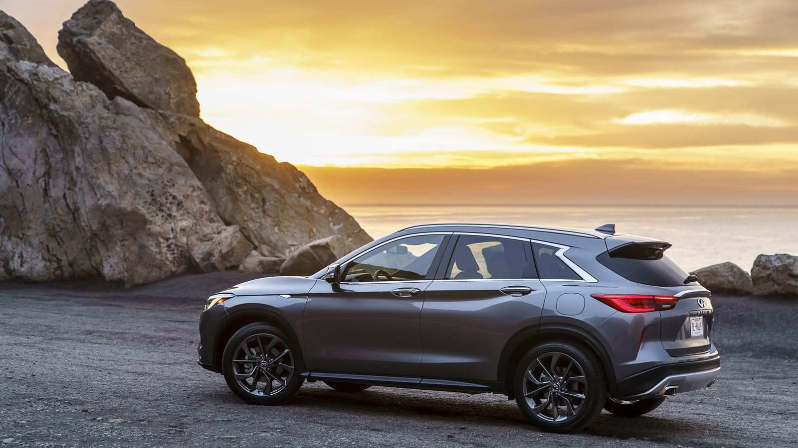 52 All New Infiniti Qx50 2020 Redesign