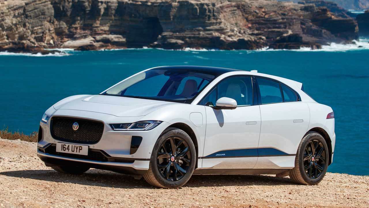 52 All New Jaguar Electric Cars 2020 Reviews