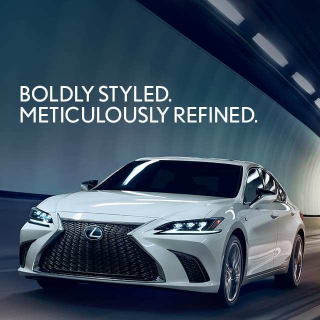 52 All New Lexus 2019 Models Spy Shoot