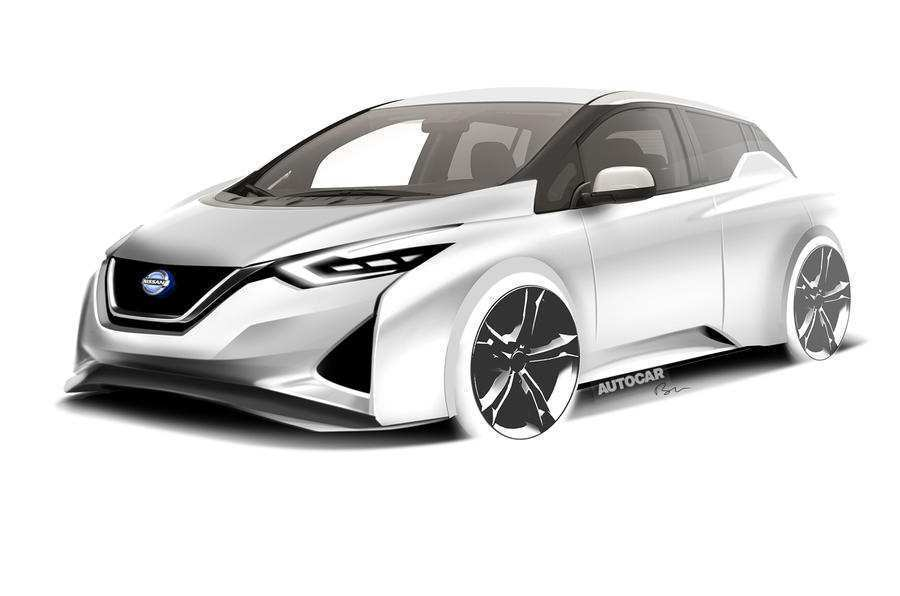 52 All New Nissan Leaf 2020 Uk Exterior And Interior