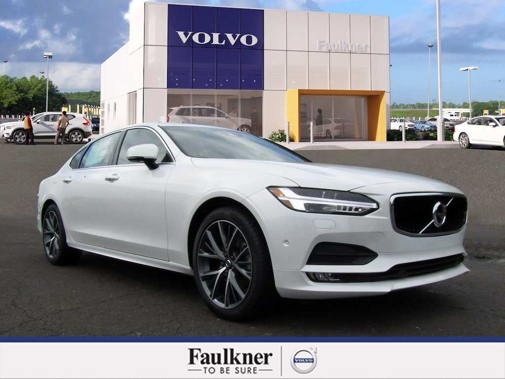 52 All New S90 Volvo 2019 Release