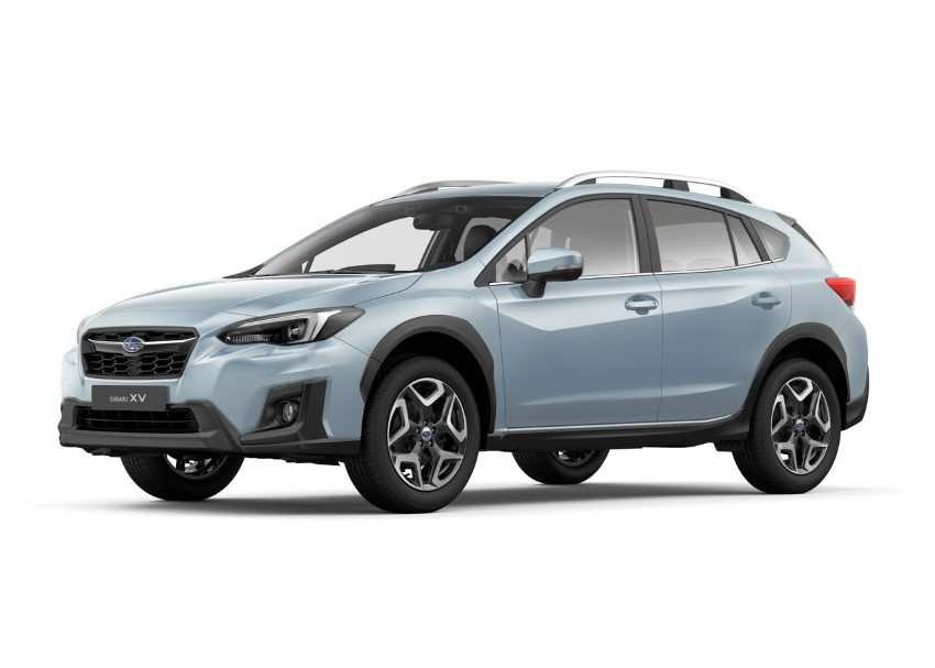 52 All New Subaru Ev 2020 Spesification
