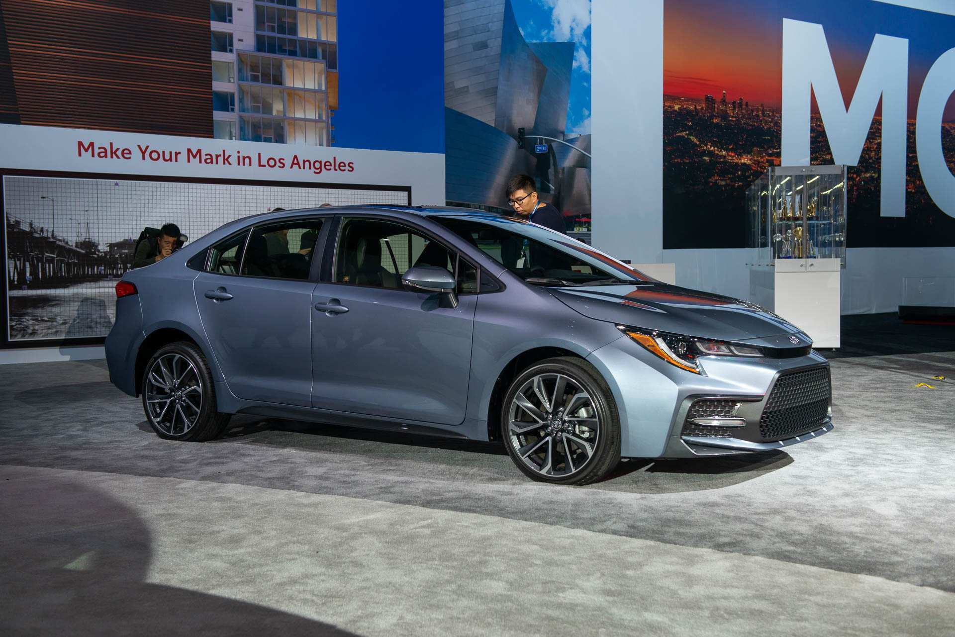52 All New Toyota Corolla Hybrid 2020 Concept