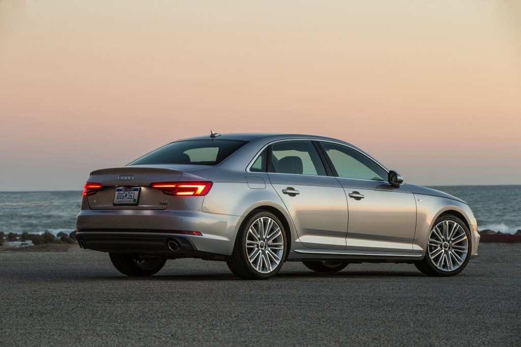 52 Best 2019 Audi A4 Redesign And Concept