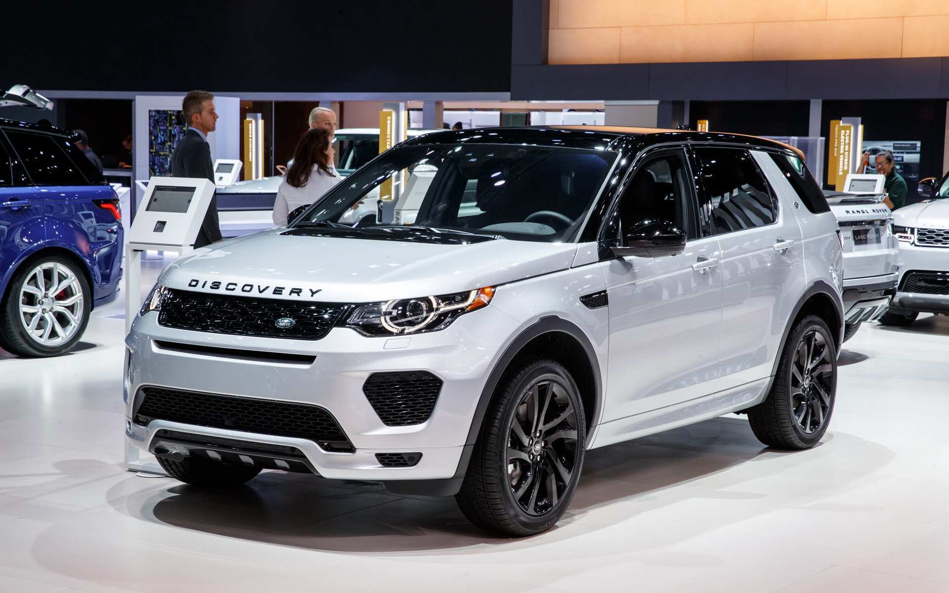 52 Best 2019 Land Rover Discovery Performance And New Engine