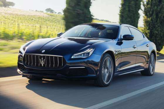 52 Best 2019 Maserati Quattroportes Wallpaper