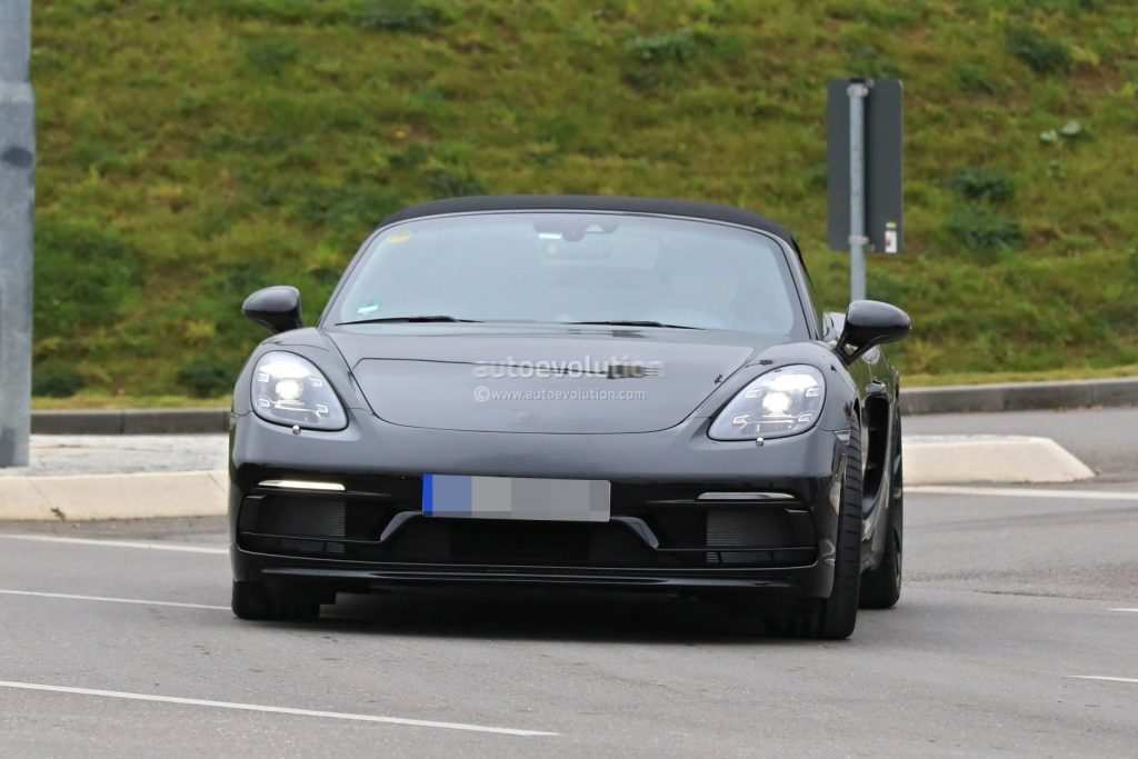 52 Best 2019 Porsche Boxster Spyder Photos