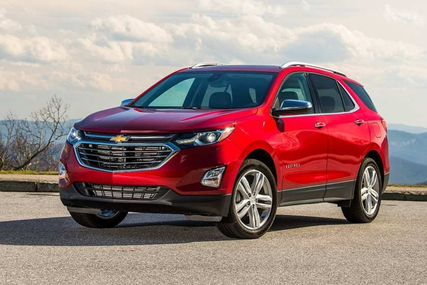 52 Best 2020 Chevrolet Equinox Performance And New Engine