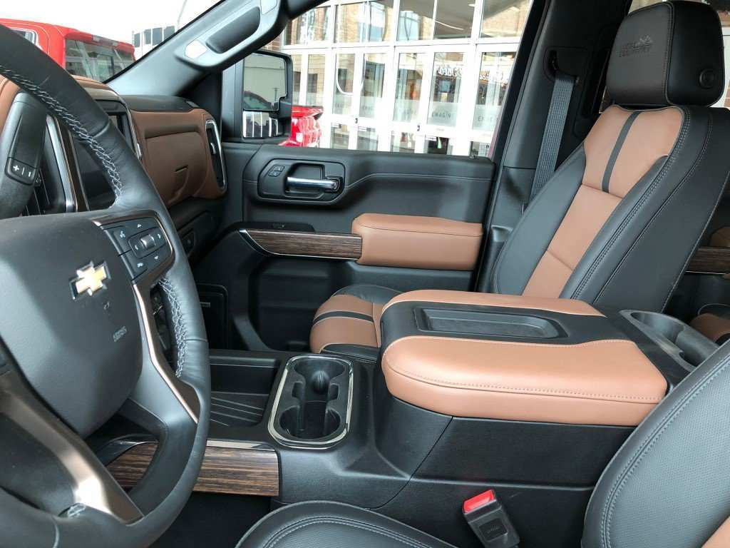 52 Best 2020 Chevrolet Silverado Hd Interior Photos