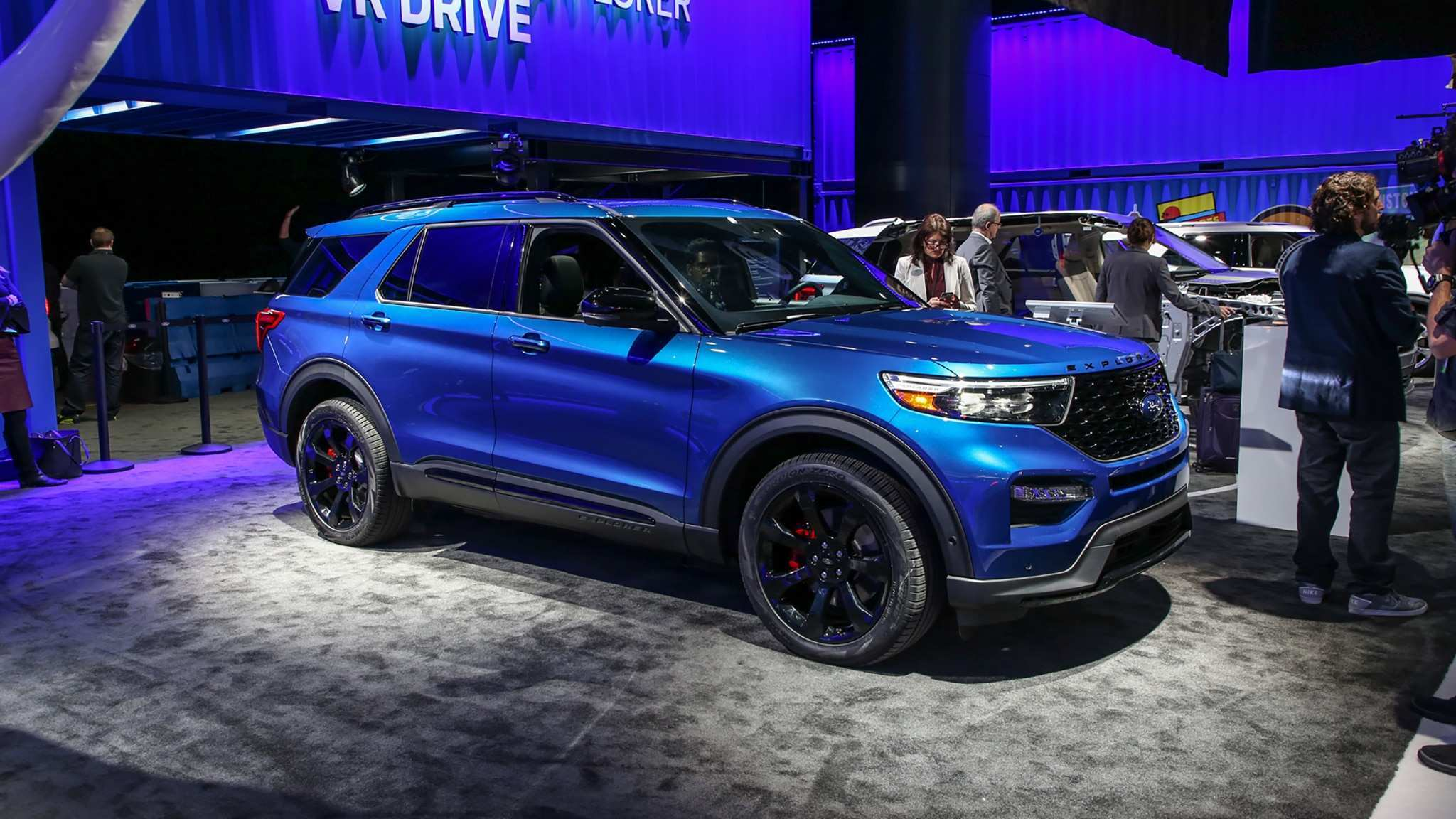 52 Best 2020 Ford Explorer Sports Exterior