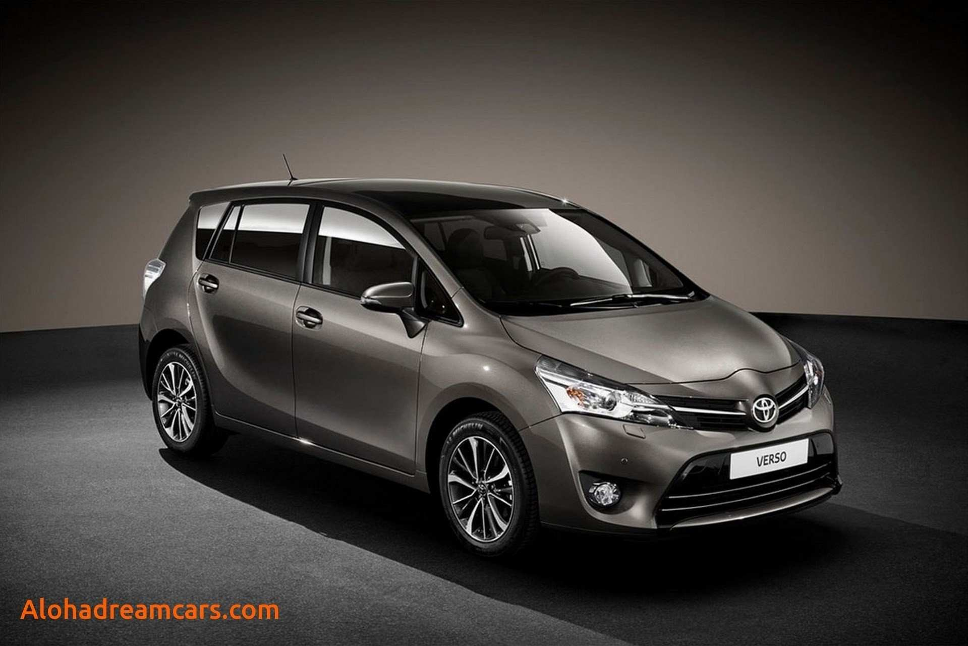 52 Best 2020 Toyota Verso Exterior And Interior