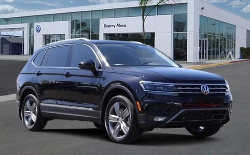 52 Best 2020 VW Tiguan Concept And Review