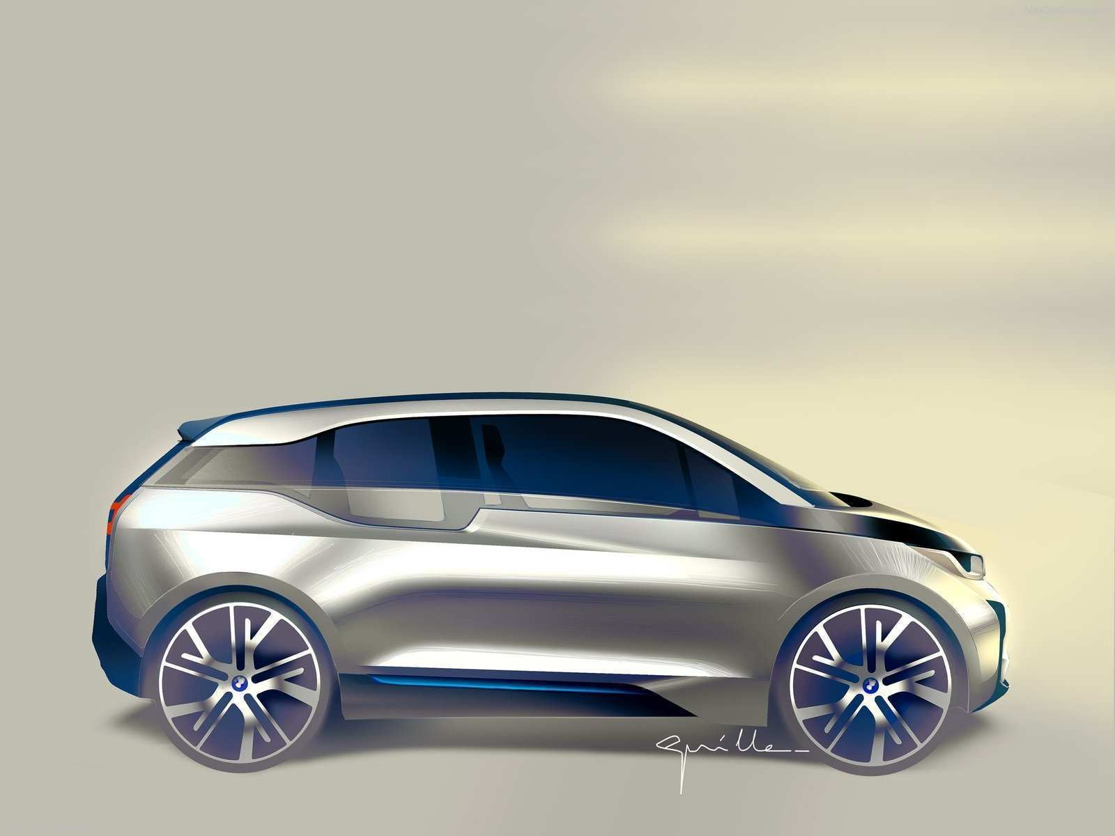 52 Best BMW I5 2020 New Concept
