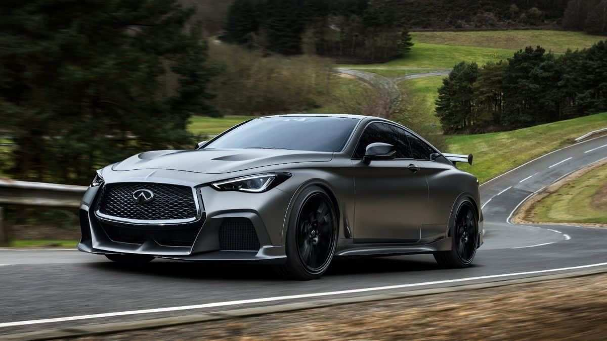 52 Best Infiniti Red Sport 2020 Performance And New Engine