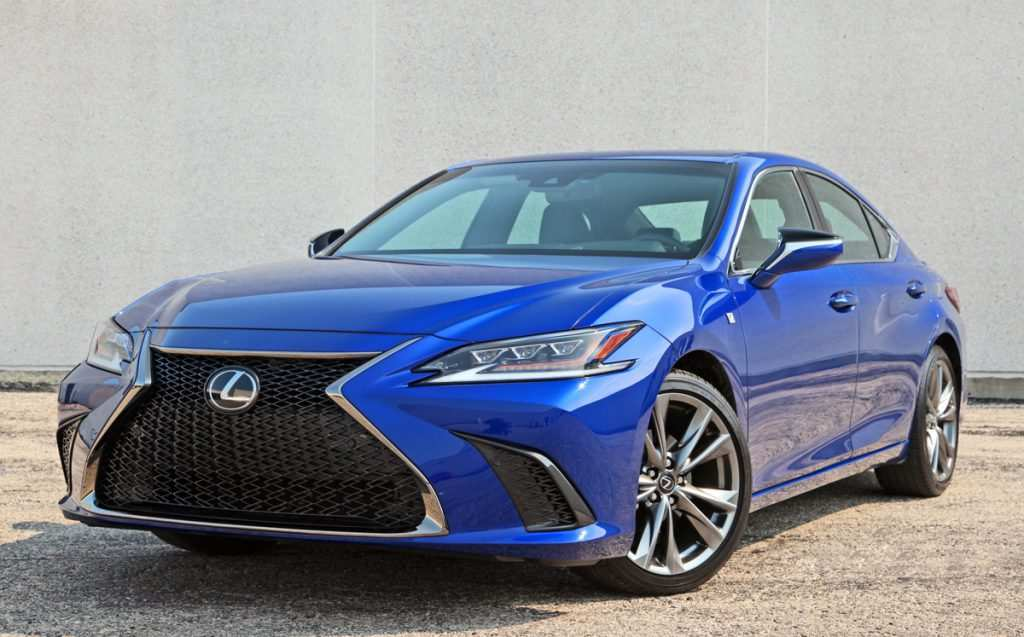 52 Best Is 350 Lexus 2019 Exterior And Interior