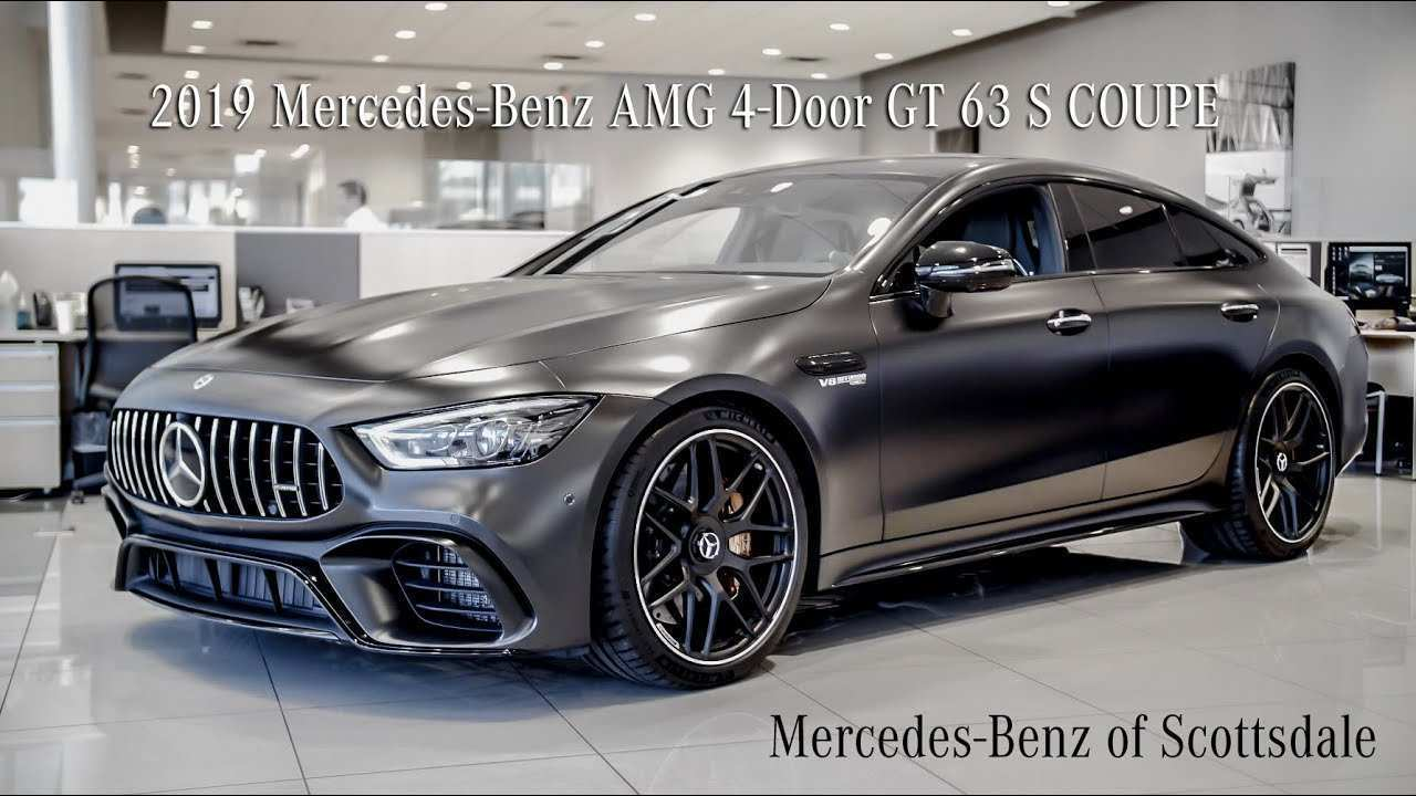 52 Best Mercedes 2019 Amg Gt4 Performance And New Engine