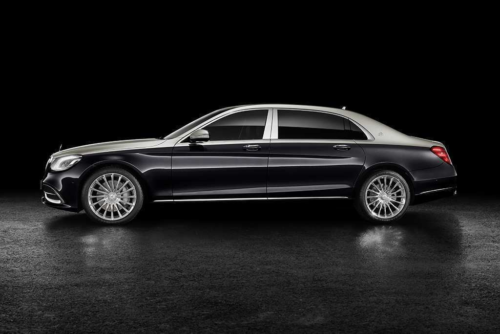 52 Best Mercedes S650 Maybach 2019 Performance And New Engine